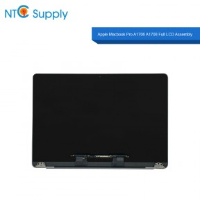 Apple Macbook Pro 15.4 inch A1707 LCD Display Screen Full Assembly Space Grey Silver 2016 2017 Year EMC 3162 EMC 3072