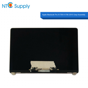 Apple Macbook Pro A1706 A1708 2016 LCD Full Screen Assembly 13″ Gray 661-07970 EMC3071 EMC3163