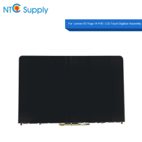 Laptop Lcd Display Yoga 14 FHD Full LCD Touchscreen Assembly NV140FHM-N41 P/N SD10H35988 FRU 00PA891 LCD Screen With Bezel