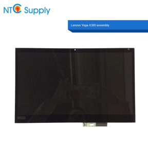 Lenovo Ideapad Yoga 13 Laptop LCD Screen LP133WD2 SLB1 PN 0A66676 FRU 04W3519 Original Display LCD Touch Screen Assembly