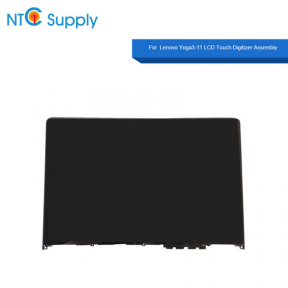 Lenovo Yoga3-11 Full LCD Touchscreen Assembly N116HSE-EBC P/N 5D10G57277 1920*1080 IPS FHD LCD Screen With Bezel