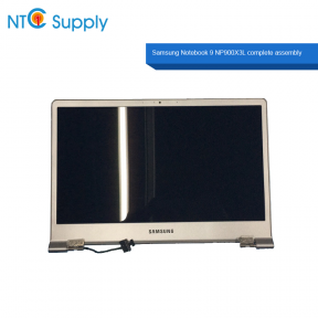 Samsung Series 9 NP900X3L Silver FHD LCD Screen Display Complete Assembly BA96-07190A