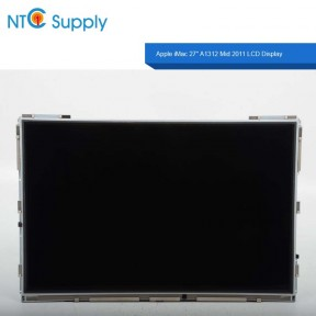 "661-6615 LM270WQ1-SDE3 For Apple iMac 27"" A1312 Mid 2011 LCD Display MC813LL/A"