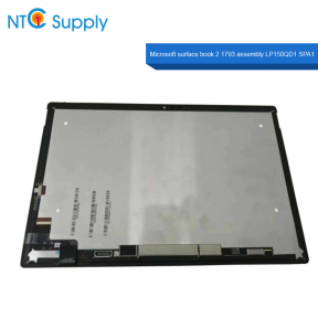 "for Microsoft surface book 2 1793 1792 15.0"" lcd screen touch digitizer assembly  LP150QD1 SPA1"