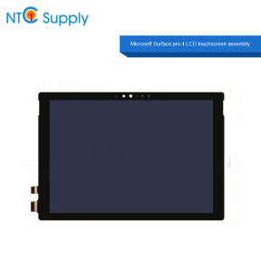 3200*1080 LCD touchscreen assembly for Microsoft Surface pro 4 12.3inch LTL123YL01-005 Model:1724 LCD touchscreen