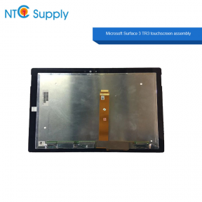 Microsoft Surface 3 RT3 Model:1645 1657 LCD touchscreen  assembly X890657-008 PL0244747528JP LCD touchscreen
