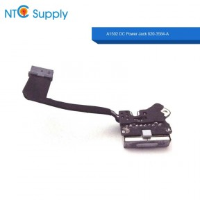 "For MacBook Pro Retina 13"" A1502 2013 2014 2015 DC Power Jack 820-3584-A"